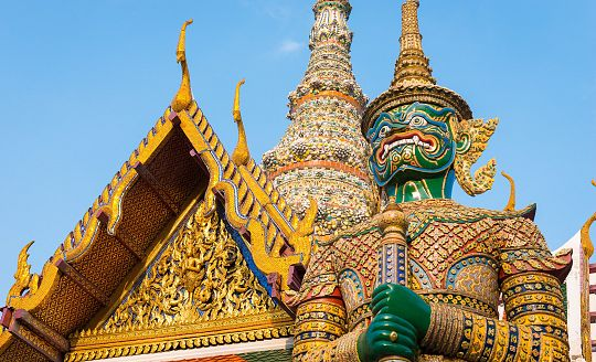 To nejlepší z Bangkoku + AYUTTHAYA + KANCHANABURI (letecky z Vídně)