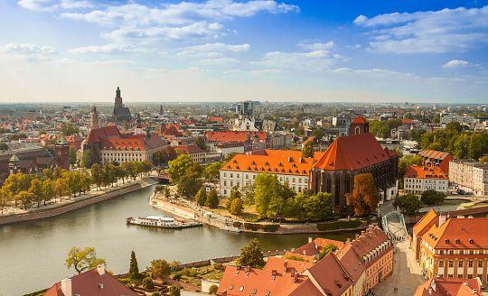 To nejlepší z Krakowa + WROCLAW (autobusem z Prahy)