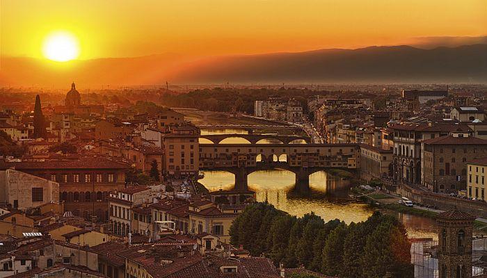 To nejlepší z  Florencie + ŠIKMÁ VĚŽ V PISE