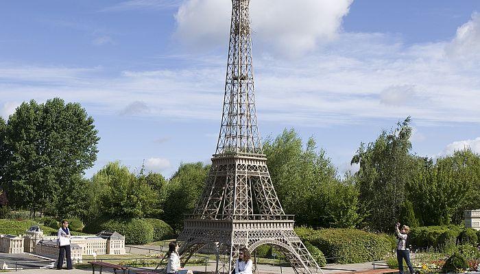 To nejlepší z Paříže + VERSAILLES + FRANCIE V MINIATURÁCH