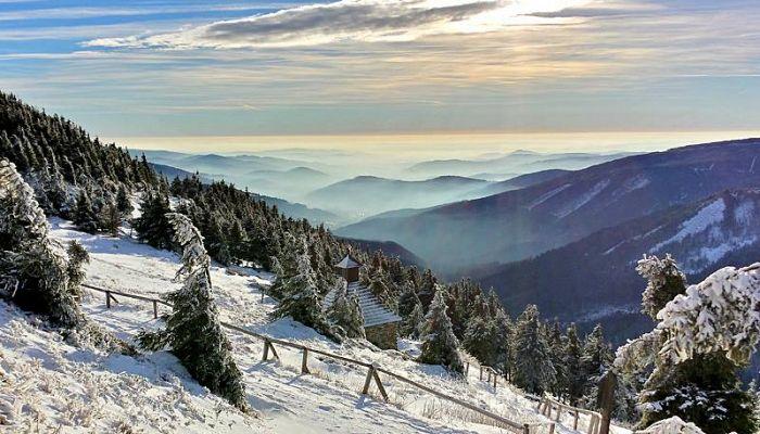 To nejlepší lyžování v Jeseníkách pro SINGLES