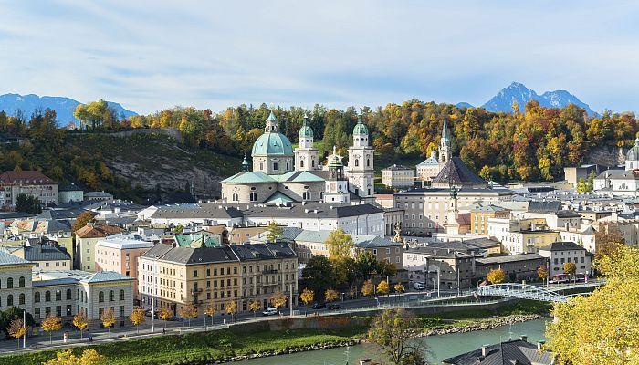 To nejlepší ze Salzburgu + TERMÁLNÍ LÁZNĚ BAD ISCHL