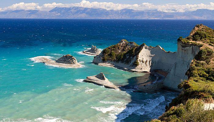 To nejlepší z Korfu + BUTRINT