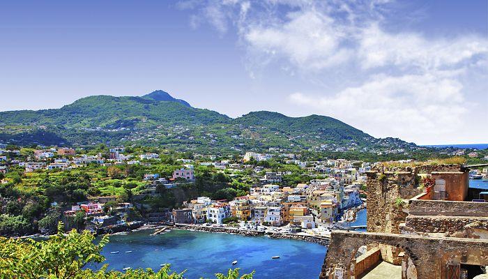 To nejlepší z Neapole + POMPEJE + ISCHIA