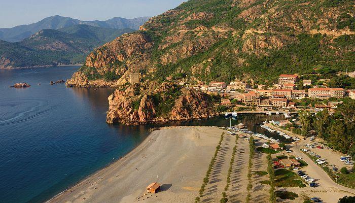 To nejlepší z Korsiky + AZUROVÉ POBŘEŽÍ + SLAVNOSTI JASMÍNU