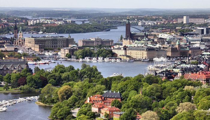 To nejlepší ze Švédska + KODAŇ + OSLO