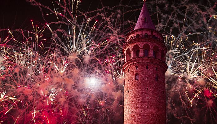 To nejlepší z Istanbulu + SILVESTR