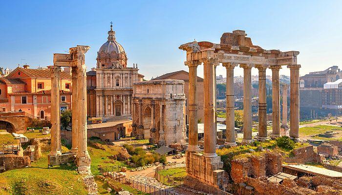 To nejlepší z  Říma + NEAPOLSKÝ ZÁLIV + CAPRI