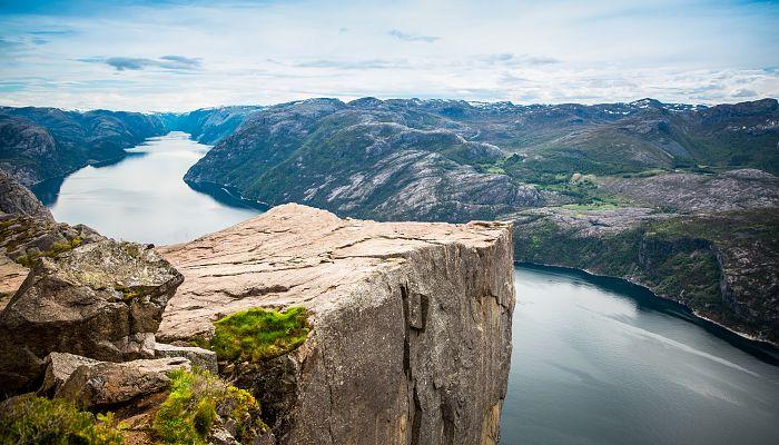 To nejlepší z Osla, Bergenu a Stavangeru + PREIKESTOLEN