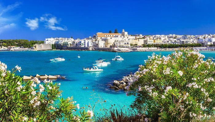 To nejkrásnější z Apulie + MATERA