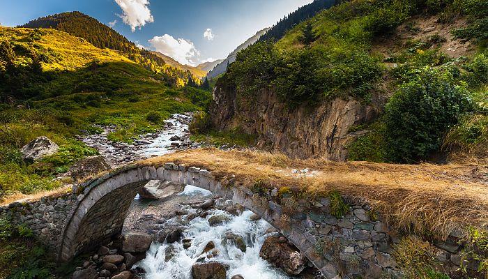 To nejlepší z přírody severního Turecka + POHOŘÍ KAČKAR