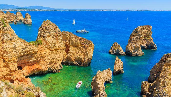 To nejlepší z Algarve + MOŘE