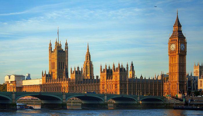 To nejlepší z Londýna + PARLAMENT