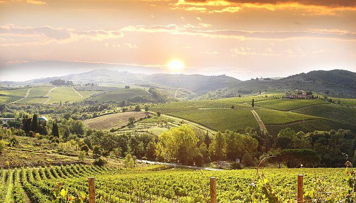 To nejkrásnější z Umbrie a Toskánska