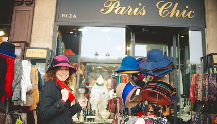 To nejlepší z Paříže + NÁKUPY VE SLEVÁCH