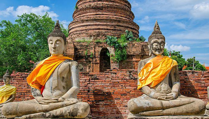 To nejlepší z Bangkoku + AYUTTHAYA + KANCHANABURI