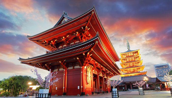 To nejlepší z Japonska + KVĚTINOVÝ FESTIVAL U HORY FUDŽI