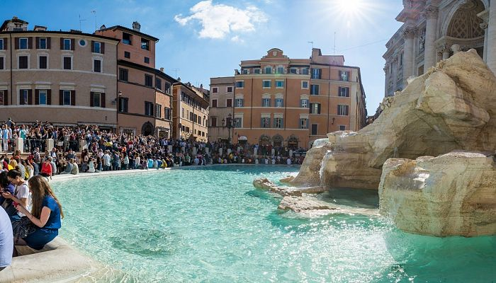 Řím po italsku + ORVIETO