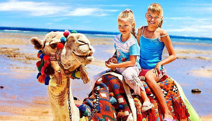 Dubaj pro rodiče a děti + LEGOCITY + KOUPÁNÍ V MOŘI