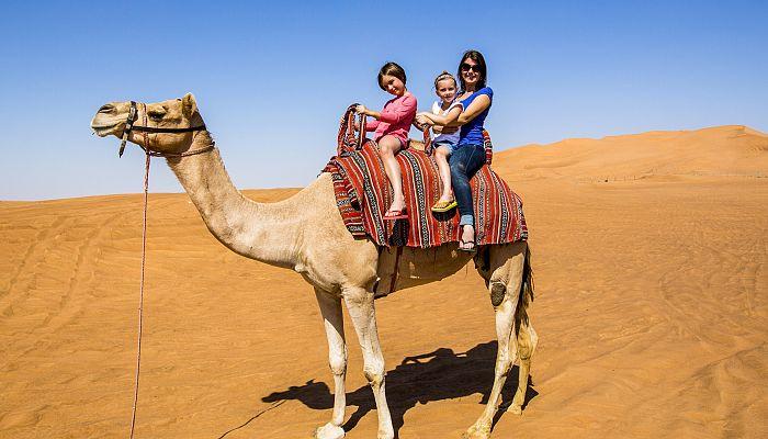 Dubaj pro rodiče a děti + AL AIN
