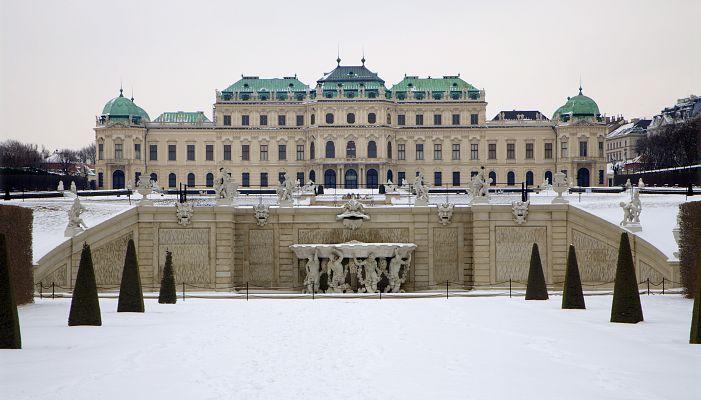 Adventní Vídeň + BELVEDERE