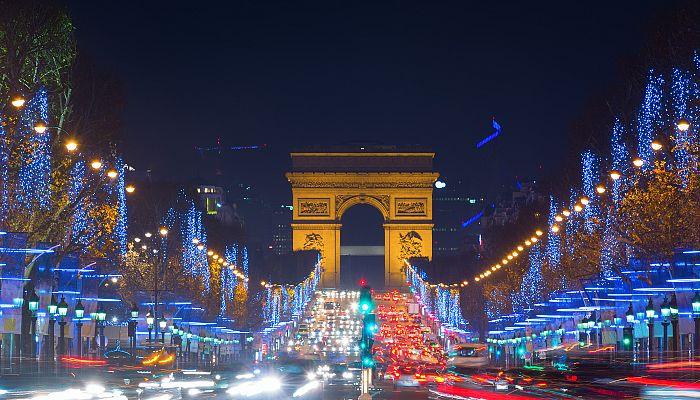 Adventní Paříž + VÁNOČNÍ NÁKUPY + LOUVRE