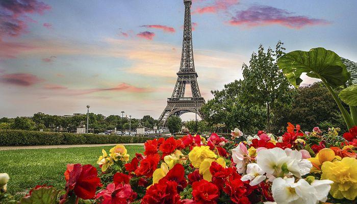 Květinová Paříž + BOULOŇSKÝ LESÍK