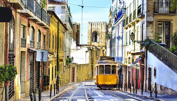 To nejlepší z Lisabonu + OSLAVY SV. JANA V PORTU