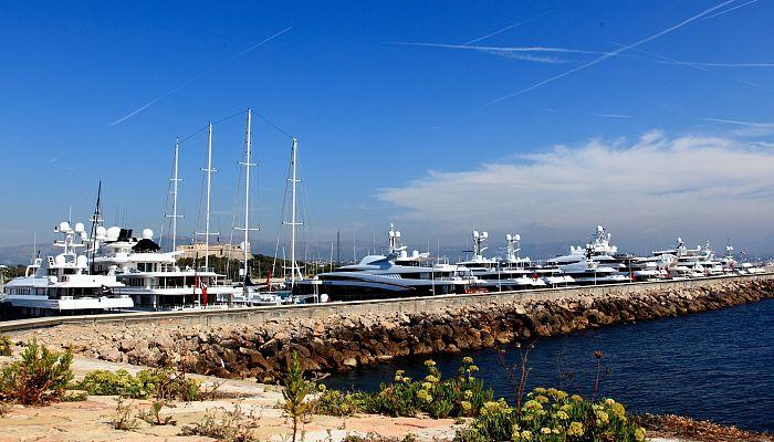 To nejkrásnější z Azurového pobřeží + MOŘE
