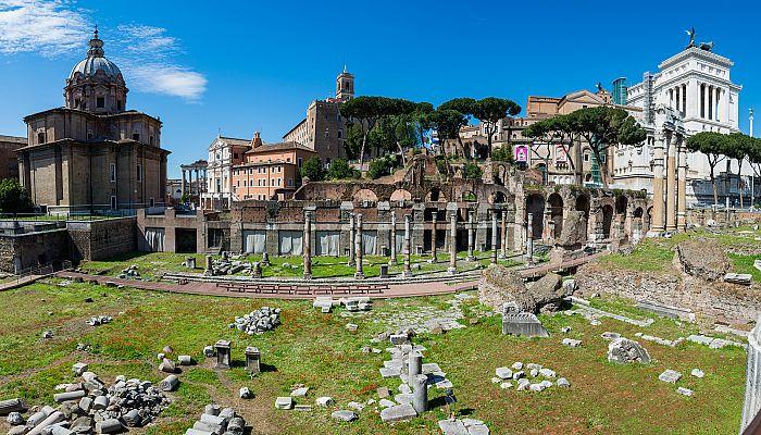 To nejlepší z Říma + ANTICKÁ OSTIE