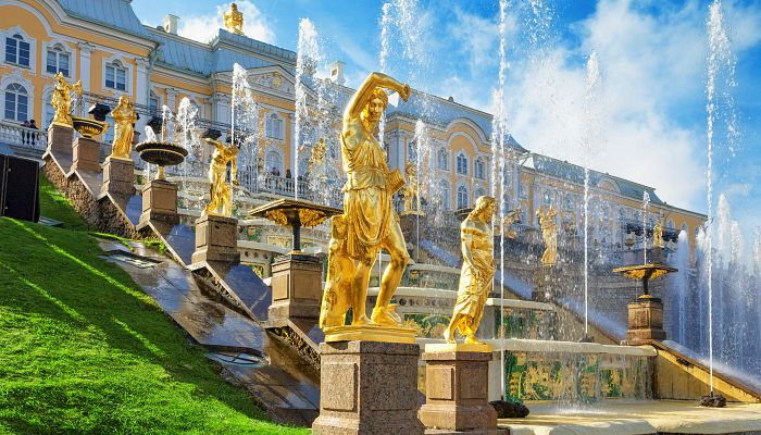 To nejlepší z Petrohradu + HELSINKY