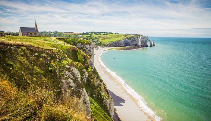 To nejkrásnější z Normandie a Bretaně