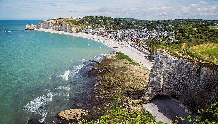 To nejkrásnější z Normandie + PAŘÍŽ