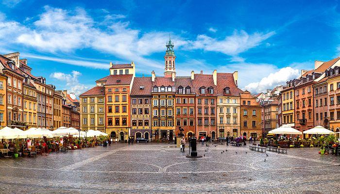 To nejlepší z Varšavy + PEVNOST MODLIN + LODŽ