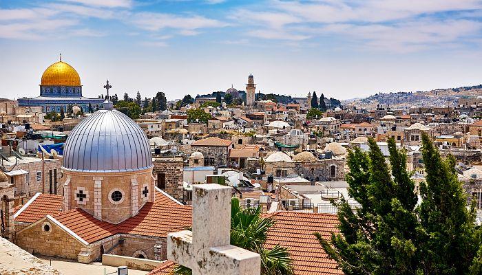To nejlepší z Izraele + MOŘE