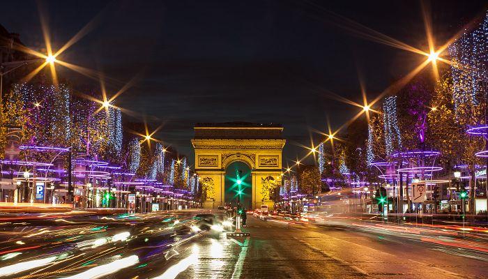 Adventní Paříž + NEJKRÁSNĚJŠÍ VÁNOČNÍ TRHY