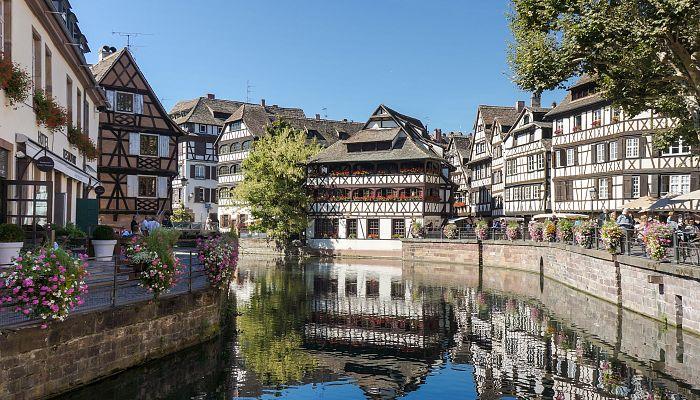 To nejlepší ze Štrasburku + COLMAR