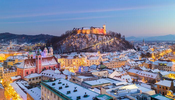 Adventní Lublaň + WELLNESS