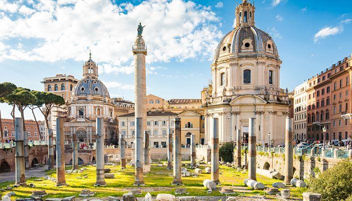 To nejlepší z Říma + NEAPOL + HERCULANEUM