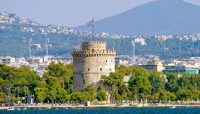 To nejlepší ze Soluně + VERGINA + MNIŠSKÁ REPUBLIKA ATHOS