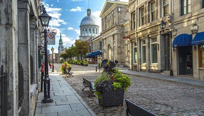To nejlepší z Montréalu + QUÉBEC + OCHUTNÁVKA JAVOROVÉHO SIRUPU