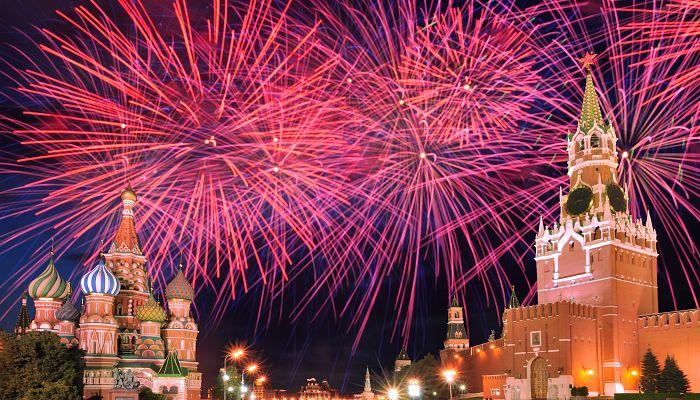 To nejlepší z Moskvy + SILVESTR
