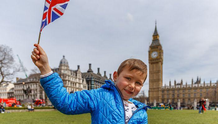Londýn pro rodiče a děti
