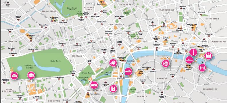 London Pass Vyuijte nkolikadenn kartu s pednostnm vstupem na