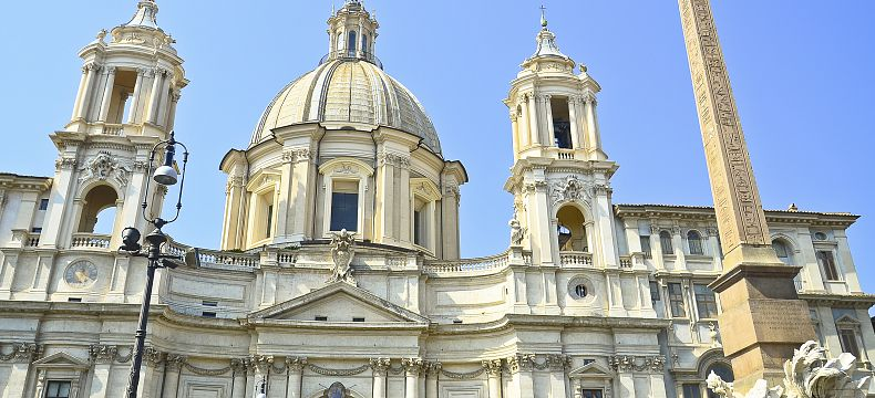 Kostel Sant' Agnese in Agone