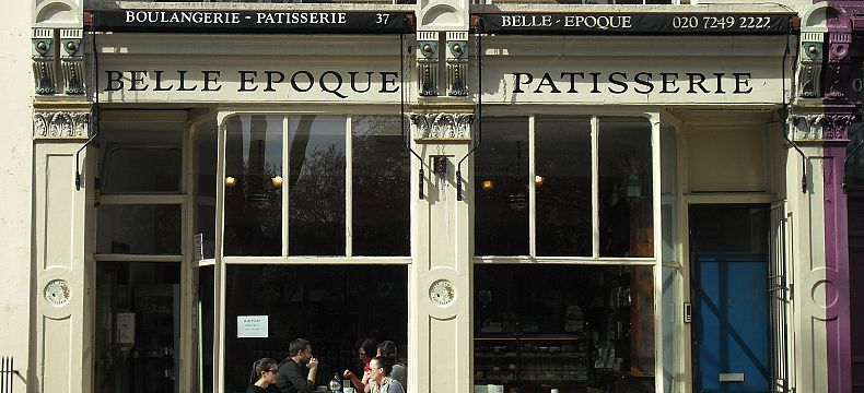 Belle Epoque Patisserie