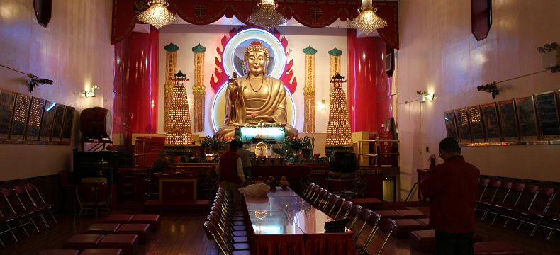 Mahayana Buddhist Temple