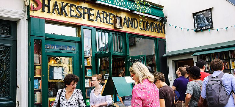 Knihkupectví Shakespeare and Company