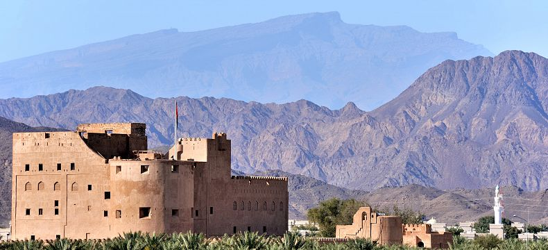 Fort of Bahla, Unesco World Heritage, Sultanate of Oman