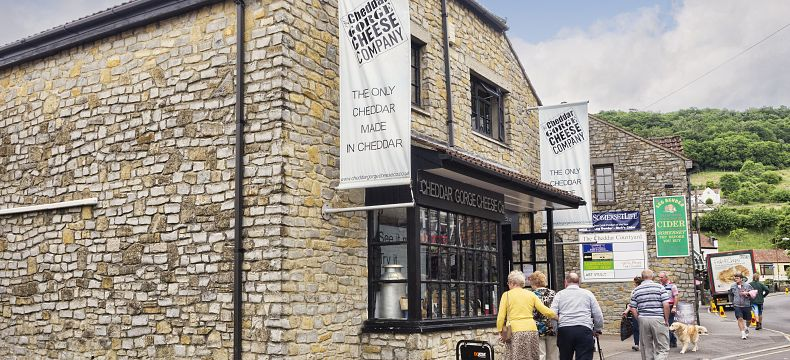 Cheddar Gorge Cheese Company